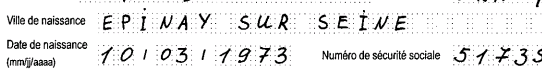 Reconnaissance écriture manuscrite - FlexiCapture